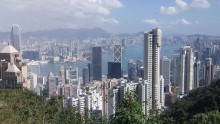 Hong Kong and the Greater Bay Area
